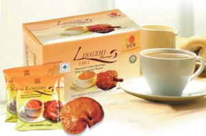 DXN lingzhi 3in1 Coffee