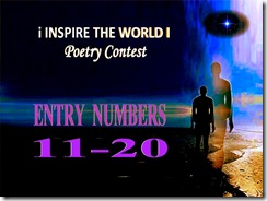11 to 20 entry poems